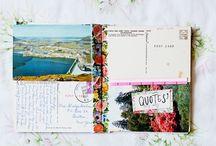 Travel Diary / Журнал о путешествиях и идеи о создании его