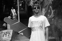 Skate & Graffiti / Arte, som e movimento
