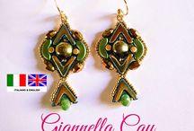 "Tutorial ""khia"" con ava beads,   arcos Par Puca"