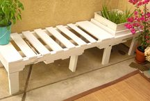 DIY Recycled Pallets / by Bradley Suiter