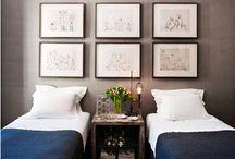 Decorate It  ::  Guest Bedroom  / by Kimberly Doran Alderson