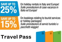 Where to go in Rome with your Travel Pass / Want to #save #money during your #holiday in #Rome? Don't miss #TravelPass, a #coupon card with #discounts and #offers in many #restaurants, #bars and #shops of the #historic #centre. You can pick it in our #travel #agency in #Rome or you can  #like #us on #Facebook to get your #code. Also, you can have #special #offers on #guided #tours and #vacation #rentals bookings. Don't miss it!