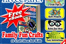 Kids Crafts / by Melanie Kampman