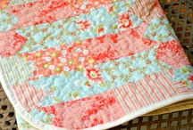 Pretty Fabric & Sewing Projects / by Kari Braun