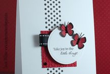 Stampin' Up! - Schmetterlinge
