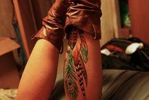 Tattoo's <3 / by LeAnn Strzelecki