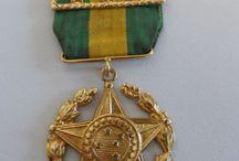 zeldzaam Medailles