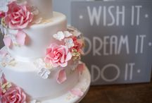 Yummy Wedding cakes / So much more than just a cake.  Wedding cakes come in so many different flavours, you really can make your cake as unique as you and your wedding.