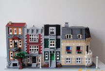 Lego Modular buildings / I love Lego Modular buildings!