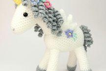 Crochet Horse, Pony, Donkey