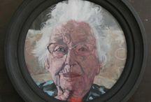 Maurice Brenkman / Schilderijen & tekeningen