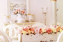 Shabby Chic / by Alexis Clayton