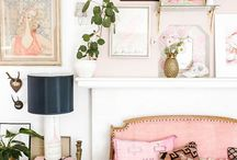 HOME / Pink Decor