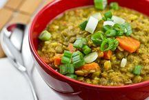 Food/Recipes-Soups / by Judy Kovacs