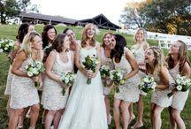 Bridesmaid dresses / by Margaret Arnett