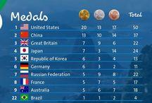 Rio Olympics 2016! / Rio Olympics 2016!