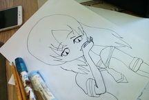 Manga stílus rajztanfolyam gyerekeknek