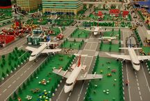Lego Buildings & Cities / Original Lego Creations......how big can you build?