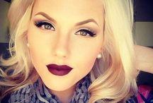 Make-Up Makes Me Happy / by Magdalena Hochuli