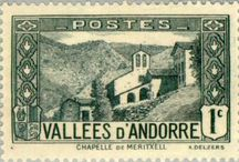 Stamps-Andorre
