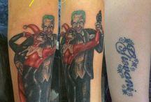 Vice Versa Tattoo     Jaque Tattoo / trabalhos variados