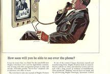 Advertising: Vintage Ad Prints