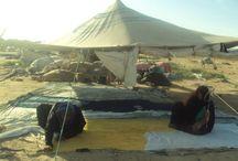صناعة الخيام بموريتانيا.. حين يدفع الفقر لصيانة الترا