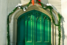 Holiday Doors / by Karpen Steel Custom Doors & Frames