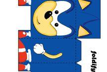 Cumple Nico Sonic