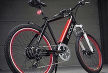 Vélo électrique de ville ou VTT électrique / Le vélo électrique peut être performant et beau! la preuve