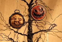 Fall and Halloween Decorations