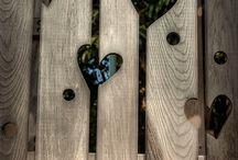 garden gates & doors / by izabella szuromi