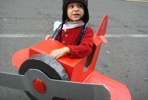 Easy DIY Costumes for Boys / Simple homemade costume ideas for Halloween or pretend play.