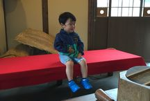 Asanosuke&Kanji / 子供たち