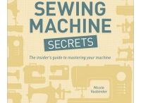 Sewing How-tos / Sewing projects and tutorials to get you sewing like a pro. / by Interweave