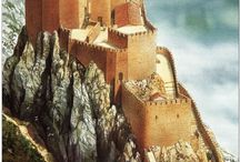 The Cathars,Bon Hommes et Le Grail / My interest and heart connection to the Cathars and the period in France between 11th and 13th Century.