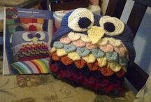 mis agumini / tejido a crochet