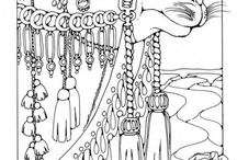 coloring pages / by Dawn Davidson
