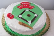 Sports Cakes / What sport do you Love to do? Call us and we can make your cake too! Kosher Cakery delivers cake, cupcakes or cookies in the Jerusalem/Tel Aviv areas.