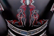 Pinstriping / by Michael Brits