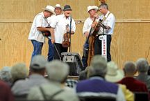 BLUEGRASS FESTIVAL / Bluegrass tunes rev up Wichita Falls church / by Times Record News