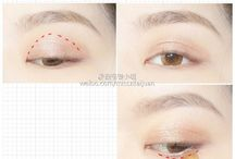Korean Makeup.