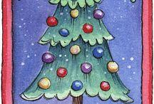 LF A Christmas sampler / .