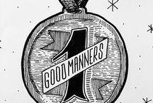 Advent / Good Manners Advent Calendar
