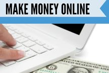Making money / How to make money from the Internet or to make some extra pocket money from home