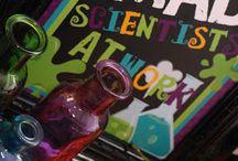 Homeschool-SCIENCE / Science