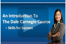 Dale Carnegie Training Solutions / Dale Carnegie Training provides workforce training and development solutions to organizations, teams, and individuals in over 85 countries.  See some of the solutions that Dale Carnegie Training offers. / by Dale Carnegie