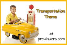 PS transportation / by Peggy Knock