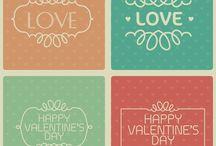 San Valentín / Detalles para San Valentín y otras ideas románticas