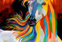 Horses,one of the loves in my life  / Horses,horse related,beauty appreciated always ! / by Lynn Collver